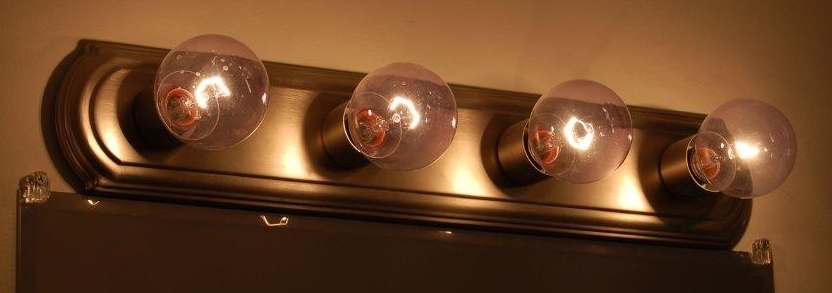 Standard Vanity Strip Light