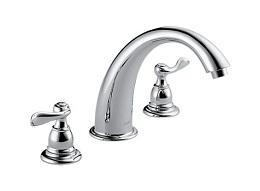 Delta Windemere Chrome Roman Tub Faucet