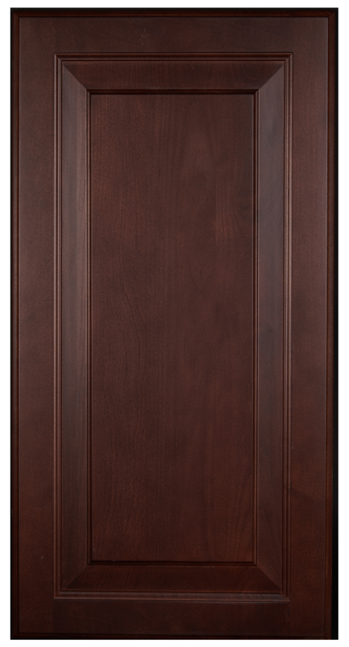 PP5 Raised-panel, square door