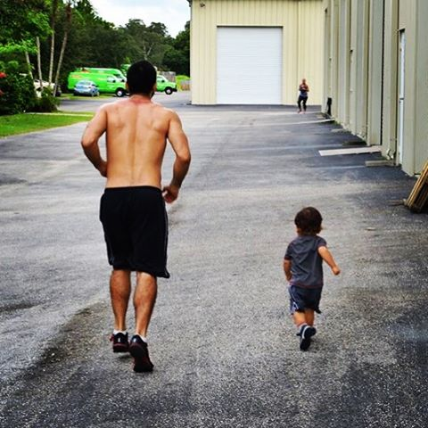 #squadgoals this sums up everything we love about #crossfit @crossfitsrq #sarasota #family #community #workhard #love #startthemyoung