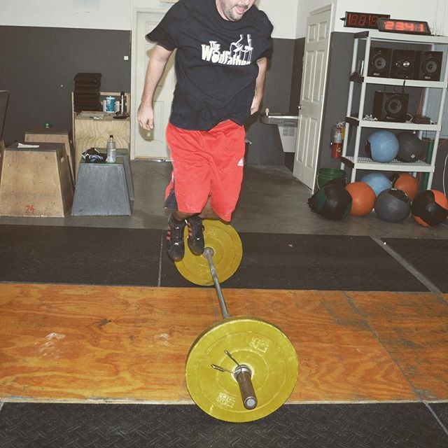Who is ready for some #barhopburpees?! #crossfit #Sarasota #wod #fitness @crossfitsrq