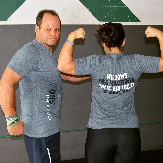 Happy weekend you human crossfit machines!! #crossfitsrq #crossfit #sarasota #weekendworkout #muscles