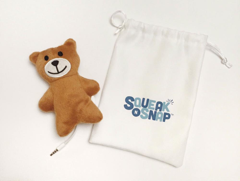 Bear (The Original SqueakNSnap)