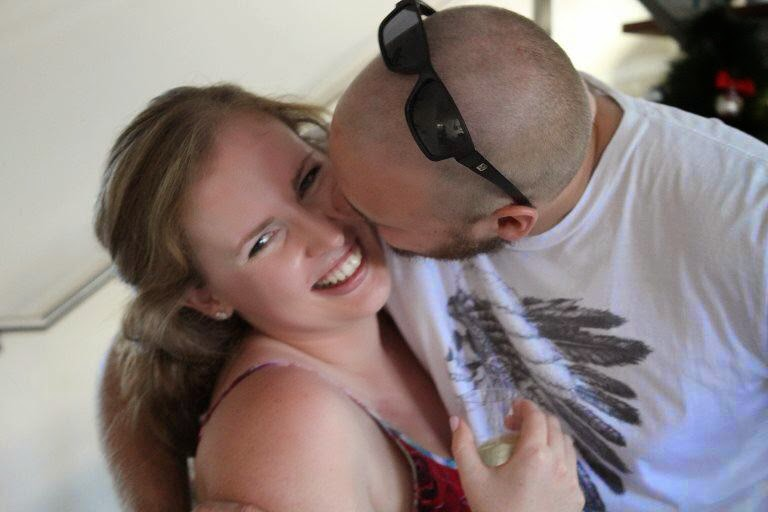 engagement party kiss - emma betts serge simic.jpg