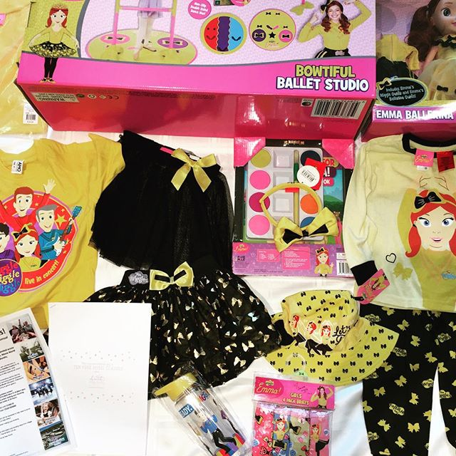 Family Fun Pack... Tamra has compiled this fabulous collection of family orientated items to be auctioned at Through the Looking Glass 2018 to be held 12 May.  Emma Wiggle Collection  The Wiggles, long-time supporters of Through the Looking Glass, have donated a collection of Emma Wiggle clothes and toys. Many of the items are personally signed by Emma Wiggle. And that's not all, the collection includes a back-stage pass to meet Emma Wiggle when the Wiggles visit Brisbane later in the year. I'm sure our Emma would be over the moon with this prize!  Four Park Annual Pass  Our beautiful friend Emily Jade O'Keeffe arranged a 12-month pass for four people. An annual pass grants unlimited entry to Movie World, Sea World, Wet'n'Wild Gold Coast and Paradise Country.  Music Classes  Hush Little Baby run exceptional early childhood music classes for children aged from 0 to 5 in Corinda. Jen from Hush Little Baby has generously donated 10 free music classes. Now that's a great way to kick-start your little one's stellar music career!  AND DON'T FORGET...TICKET SALES CLOSE TOMORROW!!! Through the Looking Glass is Dear Melanoma's major fundraising event to be held Saturday, 12 May. All funds raised go directly to support the Melanoma Institute Australia's life-saving melanoma research program. Tickets can be purchased online by following the link below.  Cheers Leon  https://www.eventbrite.com.au/e/through-the-looking-glass-tickets-42930386943?aff=eac2  #throughthelookingglass #emmabetts #dearmelanoma #melanoma #melanomaawareness #melanomainstituteaustralia