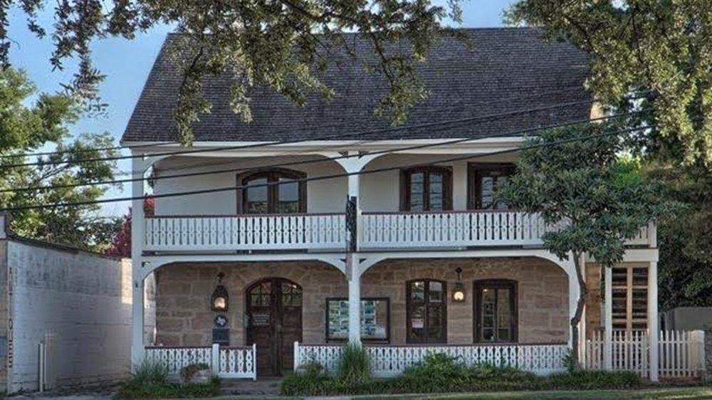 405 MAIN ST.  historical 2 story on popular main street  FREDERICKSBURG, TX