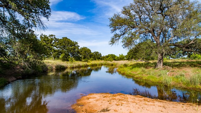 VALLEY SPRING RANCH  146 ACRES LLANO COUNTY -