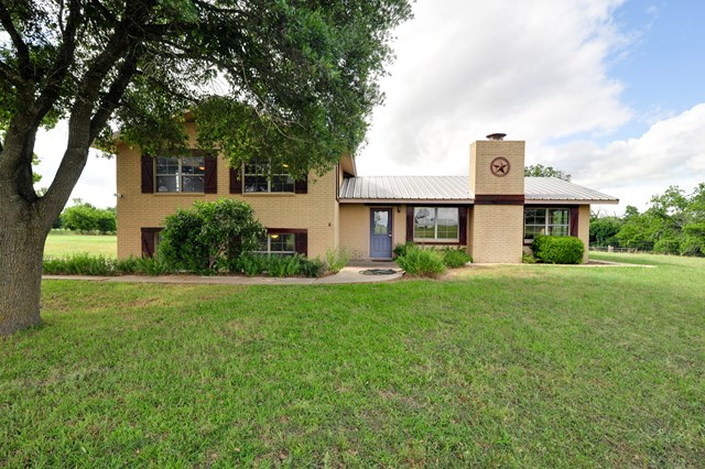 772 N GRASS VALLEY TR HOME ON ACREAGE  WITH RIVER FRONTAGE, GILLESPIE COUNTY