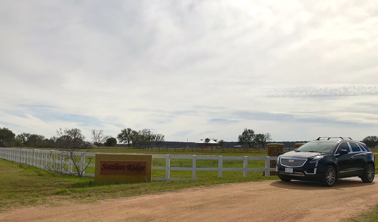 Settlers Ridge Acreage Home Sites * Mason, Tx