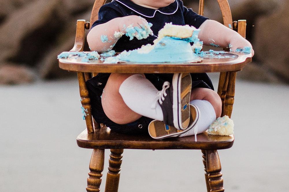 Charleston cake smash