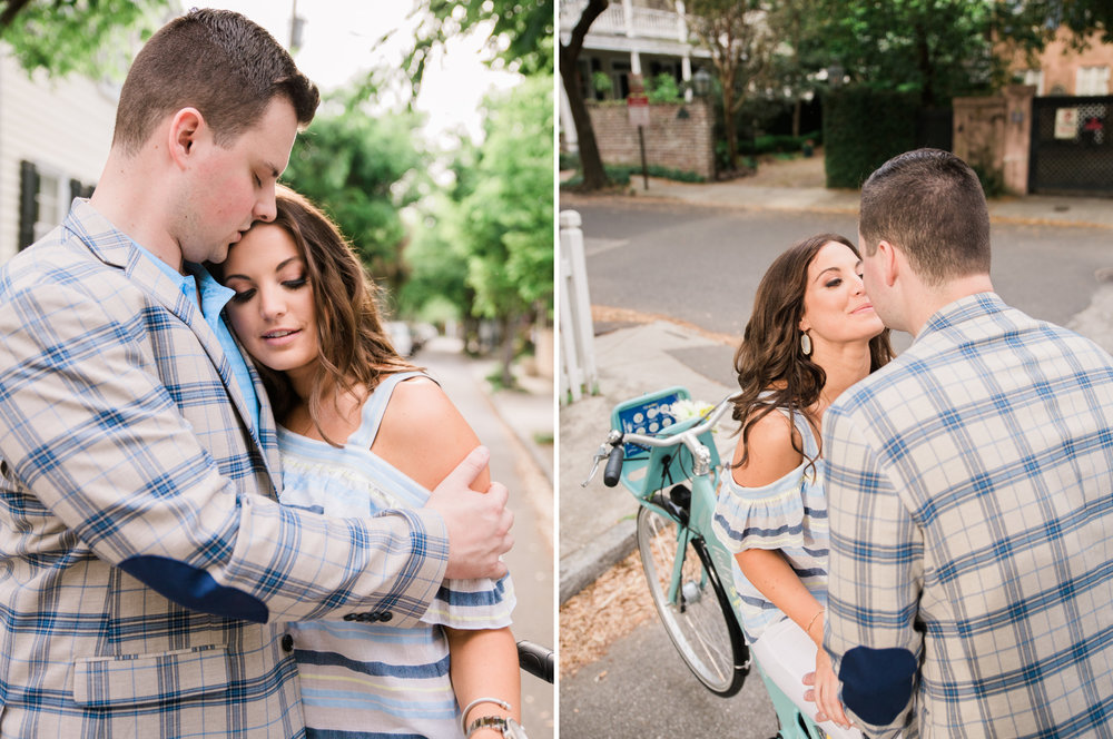 charleston downtown engagement