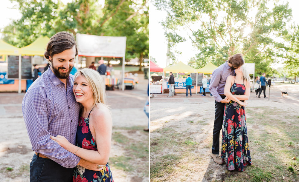 farmers market engagement