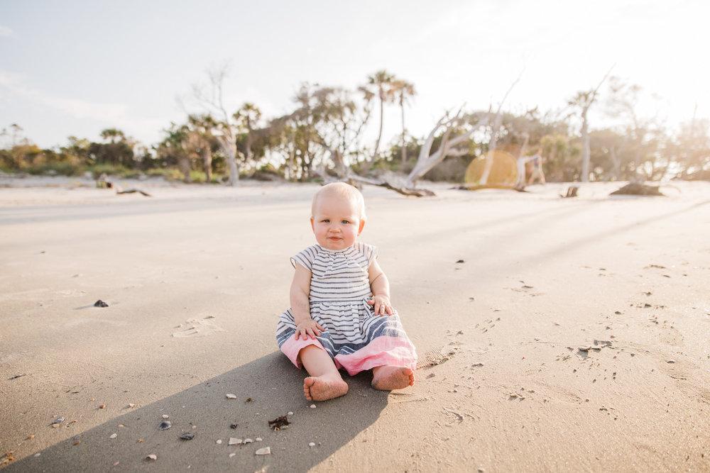 charleston beach family photographer