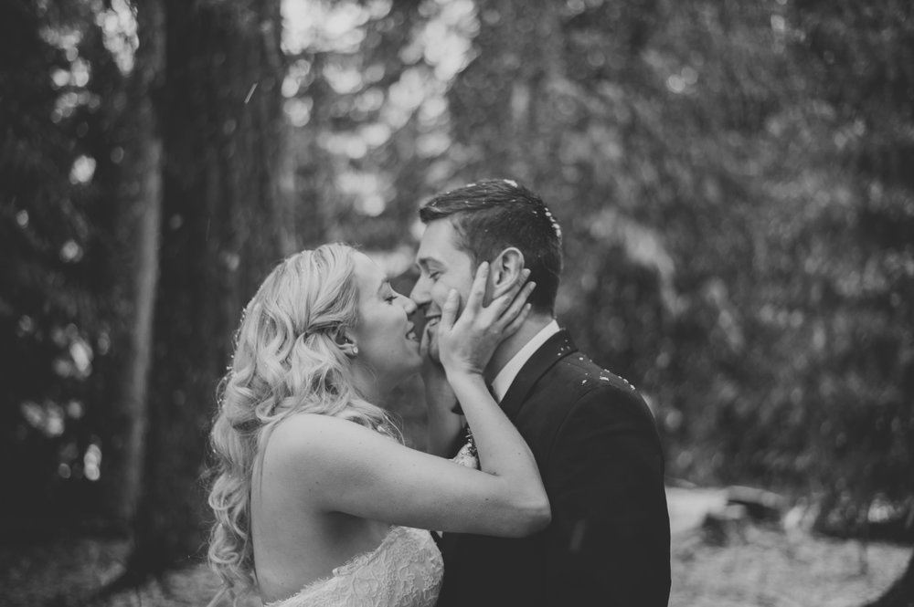 ALYSON & PAUL - Winter Wedding | Whistler Wedding Collective