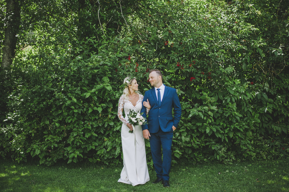 Katelyn & Cam - Summer Wedding | Whistler Wedding Collective