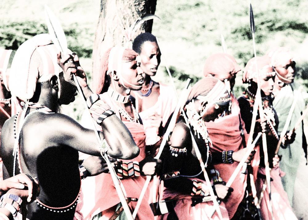 Masai #overexposed