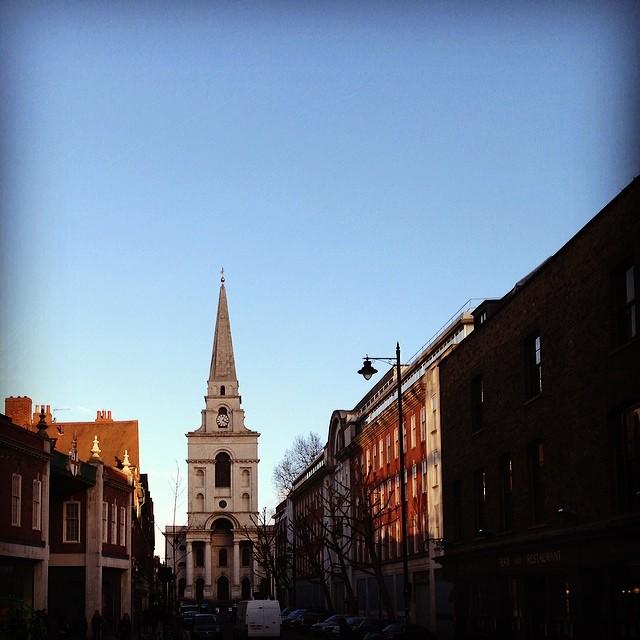 Spitalfields #london