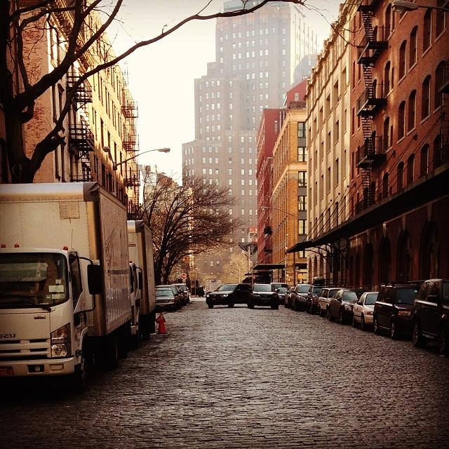 Beach Street #tribeca #nyc