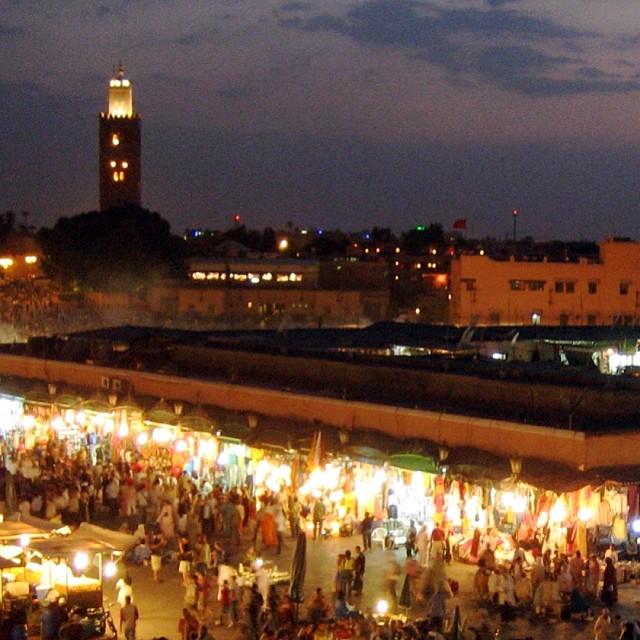 Marrakech 2006 #nofilter