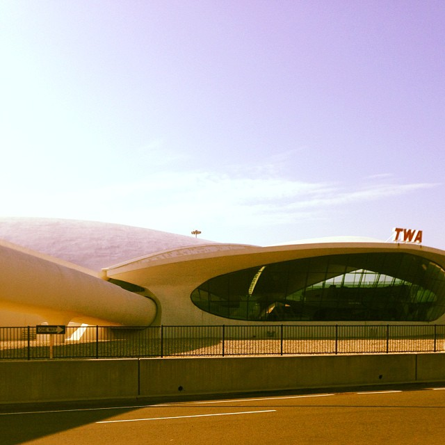 Old TWA flight center #nyc