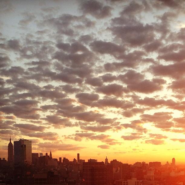 Morning #nyc #nofilter