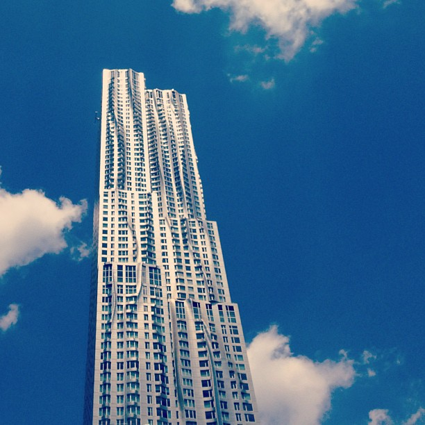 Gehry #nyc