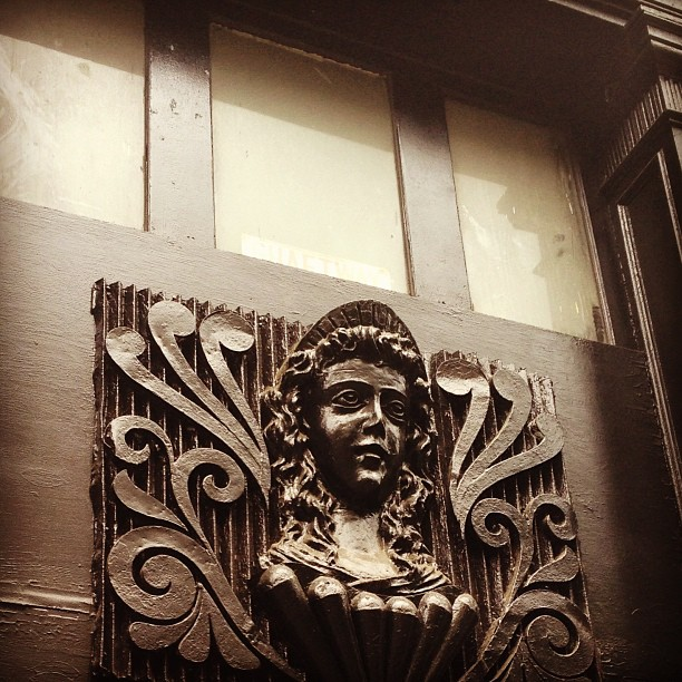 West Broadway frieze #nyc