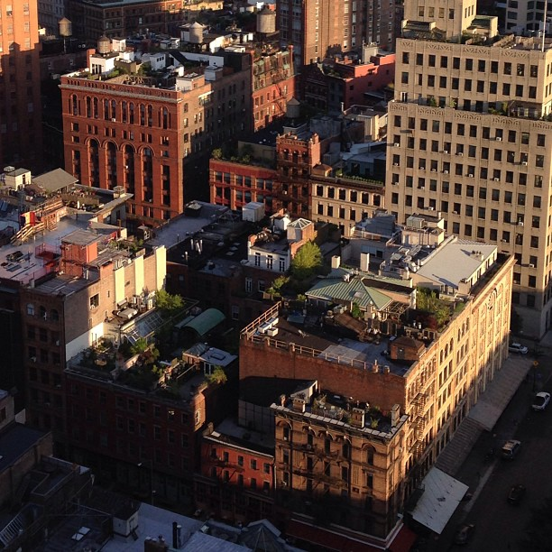 #tribeca at dusk #nyc