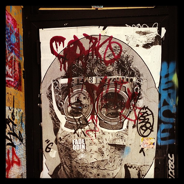 Greene Street doorway #soho #nyc