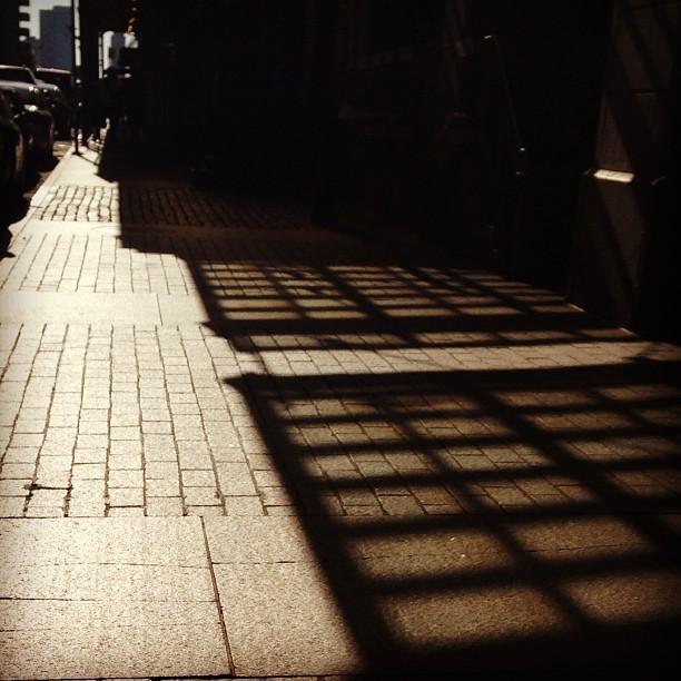 #tribeca sidewalk