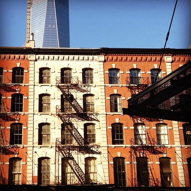 Duane Street #tribeca #nyc