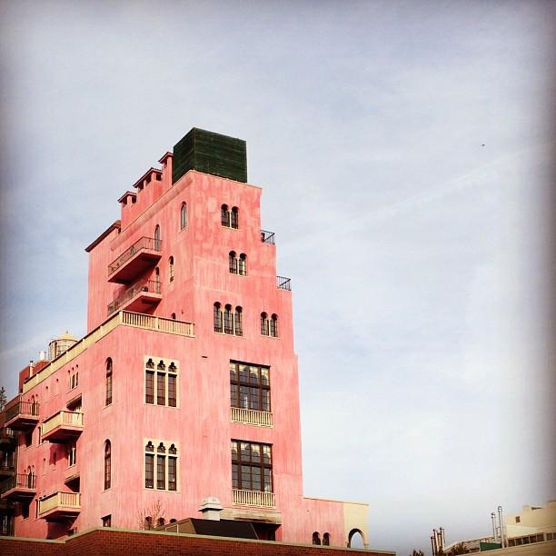 Palazzo Chupi #nyc #nytvoyage