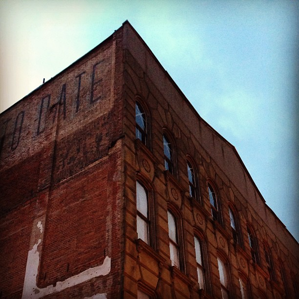 A little #soho in #poughkeepsie #nytvoyage
