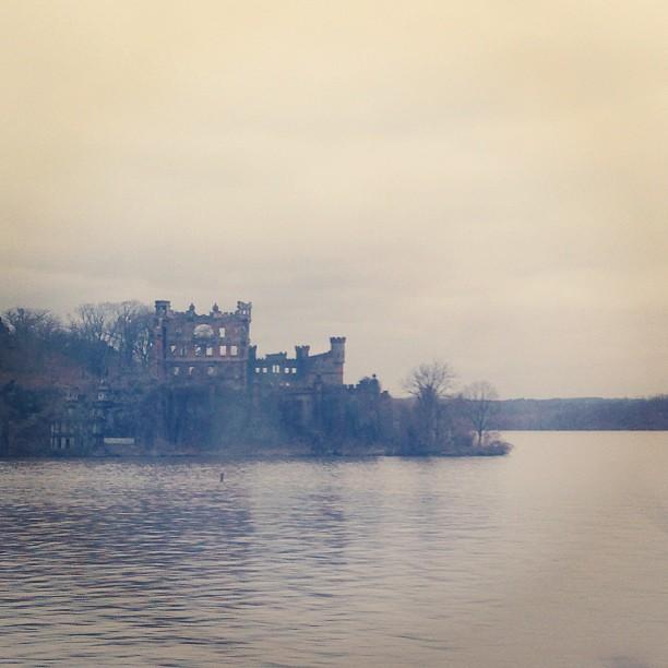 Vestige of old New York. Gilded age Bannerman's Castle on the Hudson #nytvoyage