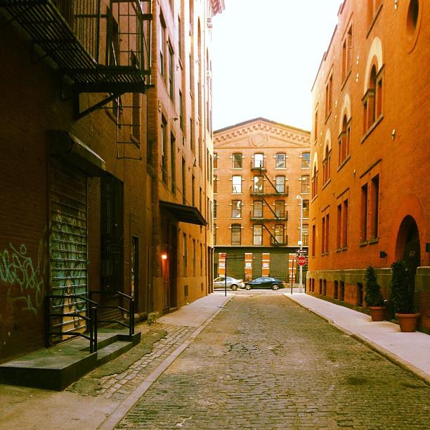 Collister Street #tribeca #nyc