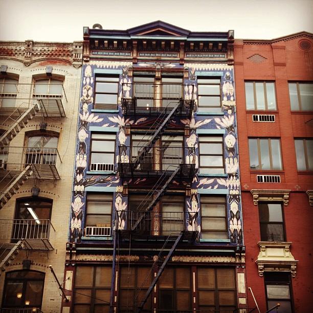 Leica building #soho #nyc