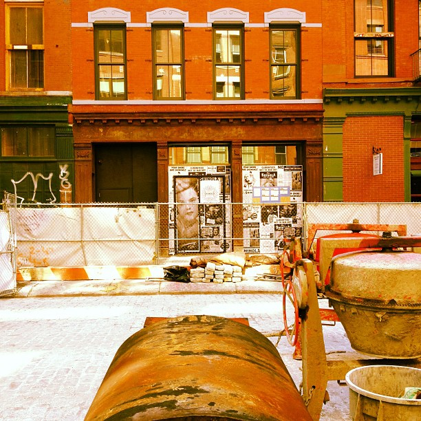 Franklin Street (Taken with  Instagram )