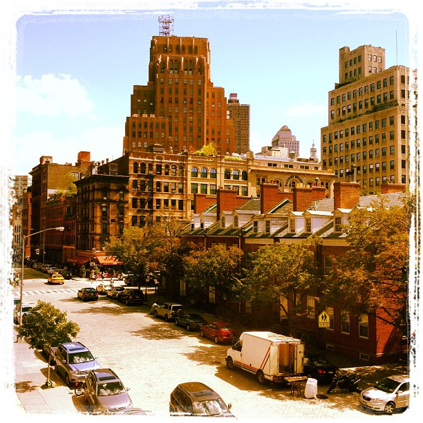 Tribeca (Taken with  Instagram )
