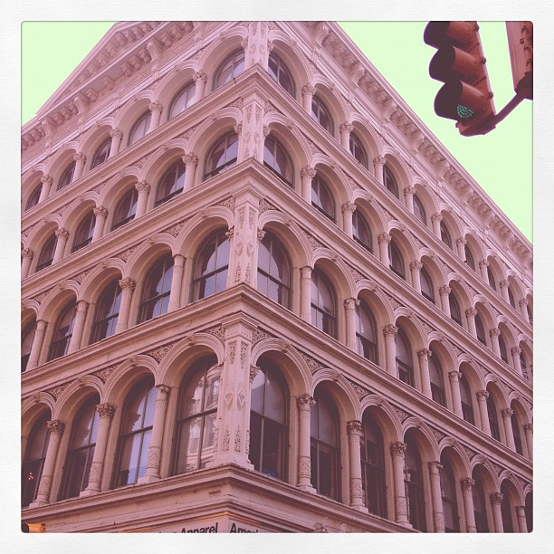 Howard Street lofts #soho (Taken with  Instagram )