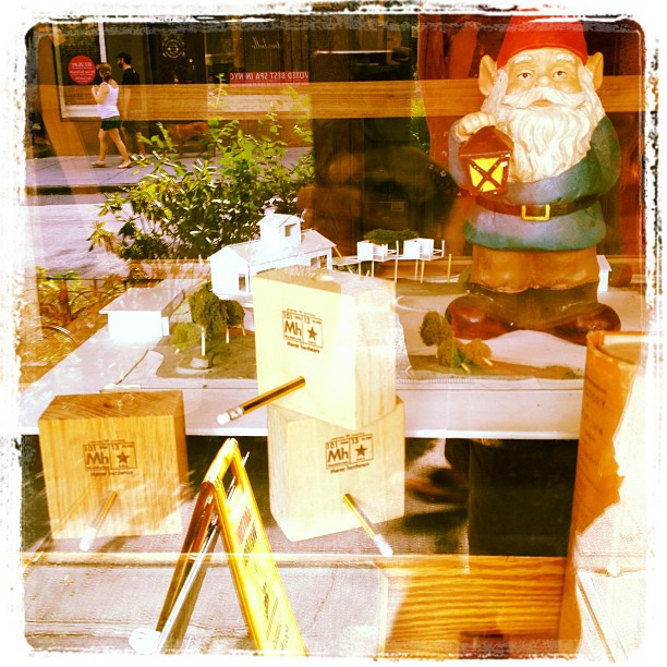 Industrial design build shop on Bond Street Cobble Hill (Taken with  Instagram )