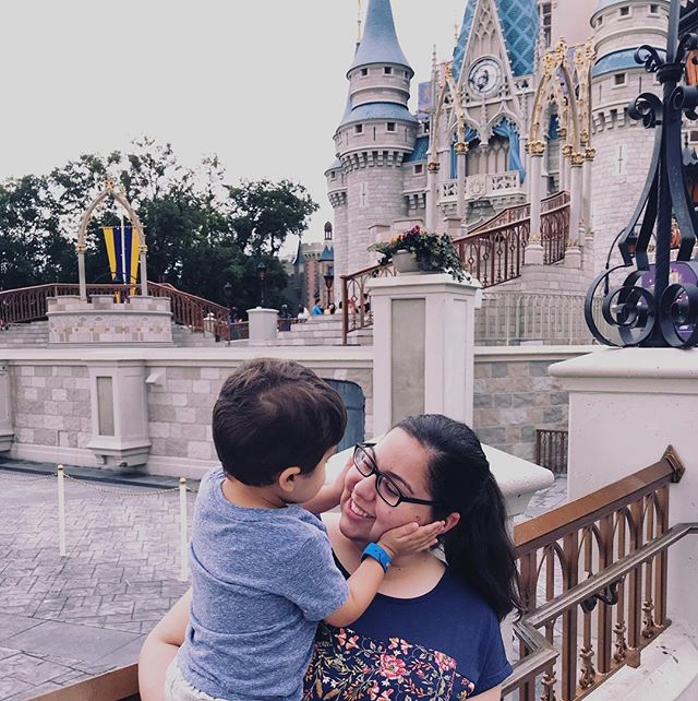 My prince. 👑 Today was his first day of PreK3 and we picked him up and surprised him with an evening at Magic Kingdom. I love him so much and I'm so grateful I get to see what beautiful person he is growing up to be.