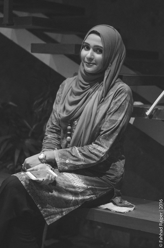 """""""#TryBeatingMeLightly — I'll break that hand you raised at me. Remaining damage? I'll leave it up to Allah.""""   — Shagufta Abbas, Doctor"""