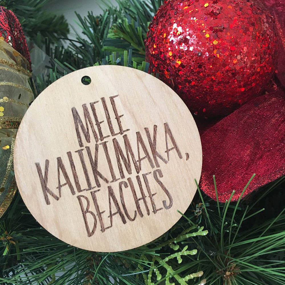 Today's holiday gift guide is dedicated to the local treasure hunter! Support Hawaii's local artists by gifting your family and friends with local treasures. Thanks to the ladies of Pikake Pursuit (IG: @PikakePursuit) for guest posting! See more on beautybyjessika.com. (Photo via Workshop28)