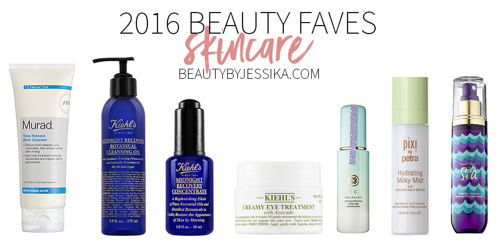The year is almost over and i've gathered the best skincare products of 2016 and am sharing it with you on my blog, beautybyjessika.com.
