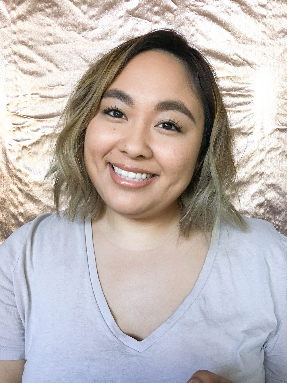 How to wear cream foundation when you have oily skin. Beautybyjessika.com.