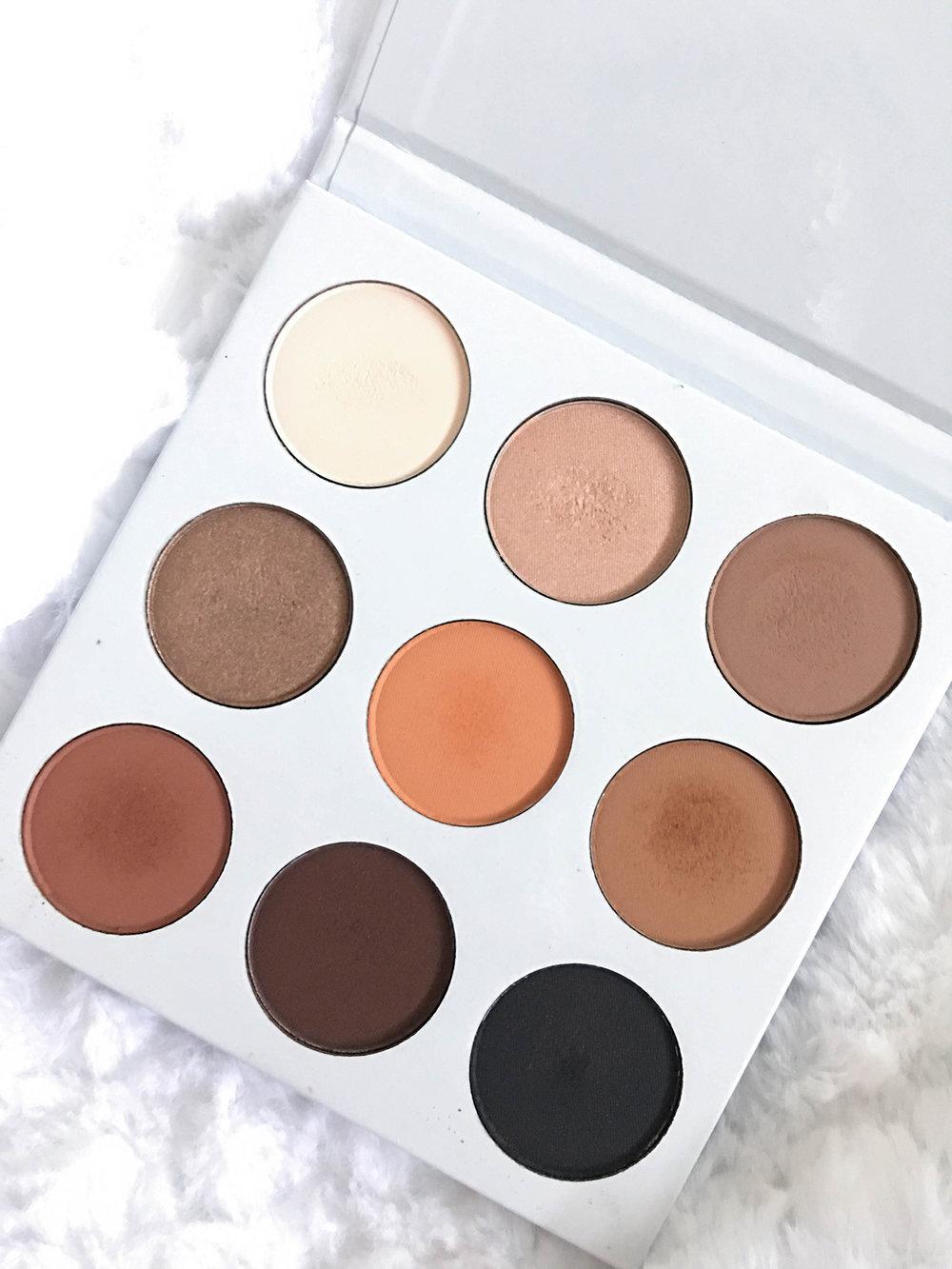 Kylie Cosmetics haul on beautybyjessika.com.