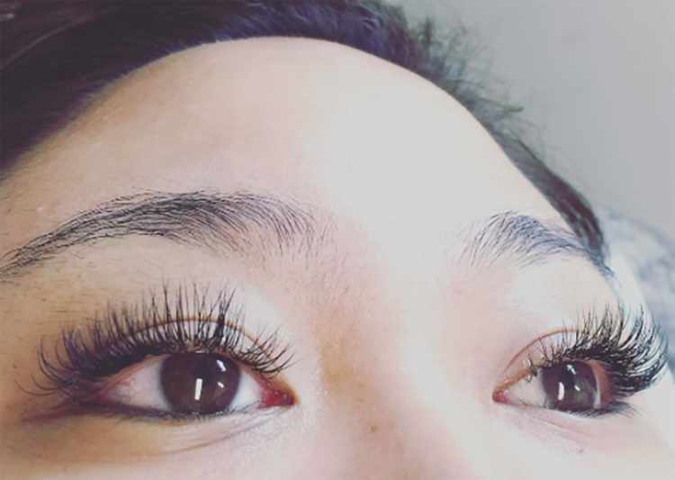 My thoughts on lash extensions and why I'm not going in for a refill on beautybyjessika.com.