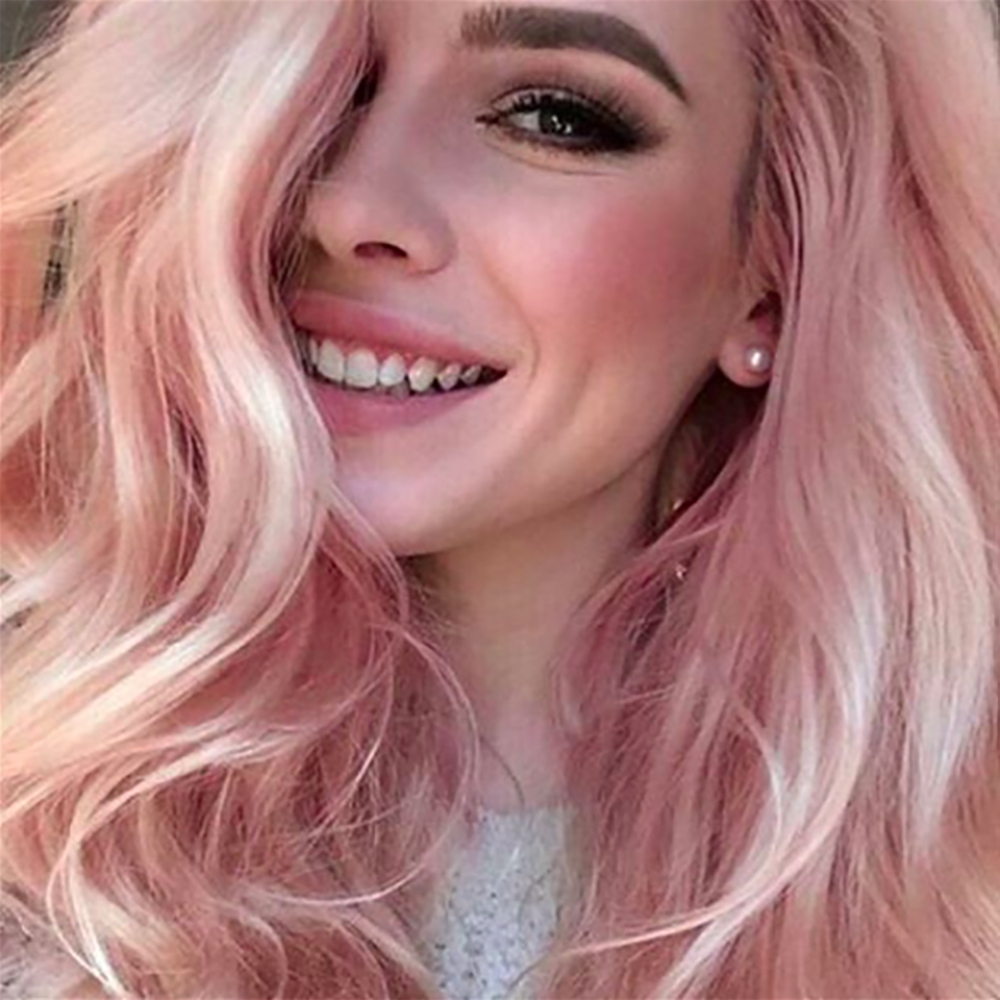 Trending: Blorange will be one of many hair trends in 2017 on beautybyjessika.com.