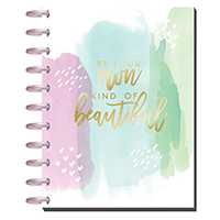 The Big Happy Planner - I'm a huge fan of The Happy Planner and this BIG one is my most recent purchase (I now own all three sizes 🙈). Organizing my planner has always been fun for me so i'm excited to decorate this one.