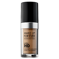 Makeup Forever Ultra HD Foundation — $43. Shop my faves at beautybyjessika.com.